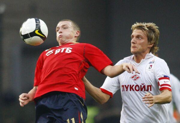 Павел Мамаев и Радослав Ковач