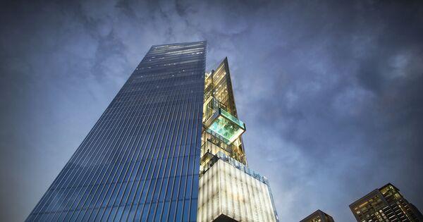 Проект здания коммерческого банка Тайчжун на Тайване, победивший в категории Commercial mixed-use Future Project на Всемирном фестивале архитектуры