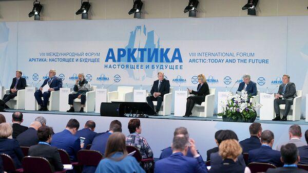 В Санкт-Петербурге предложили создать госпрограмму Арктики и Антарктики