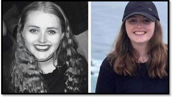 Распространенные полицией фото пропавшей в Новой Зеландии 22-летней британки Грейс Милан