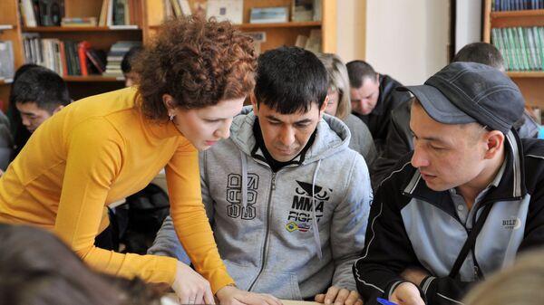 Центр тестирования трудовых мигрантов