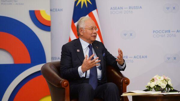 Бывший премьер-министр Малайзии Наджиб Тун Разак