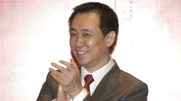 Председатель правления девелоперской корпорации Evergrande Сюй Цзяин