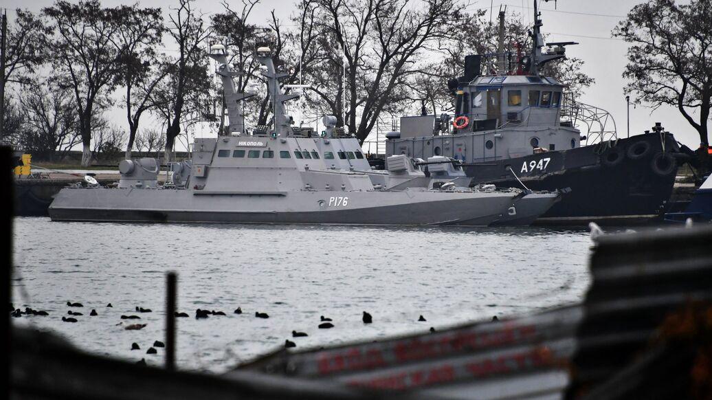 Госдеп не исключил санкции против РФ из-за инцидента в Керченском проливе