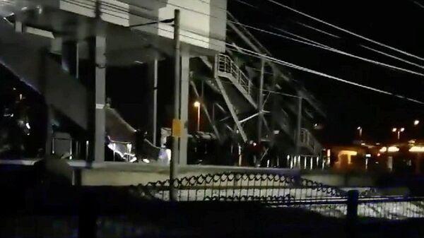 Крушение скоростного поезда в Анкаре, Турция. 13 декабря 2018