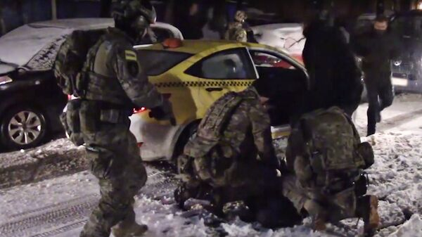 Задержание в Москве подозреваемых в причастности к финансированию терроризма