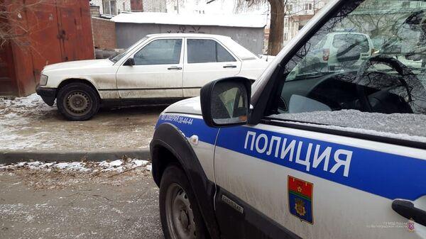 В Волгограде мужчина 7 декабря 2018, управляя автомобилем  Мерседес Е 190, совершил наезд на 13-летнего школьника