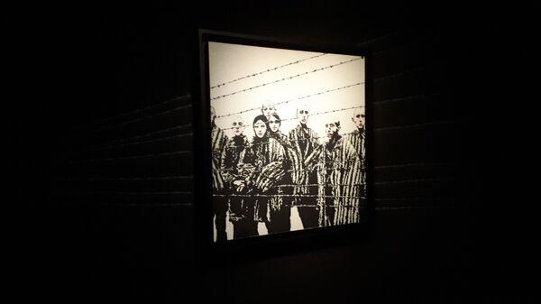 Выставка работ Бэнкси в Мадриде