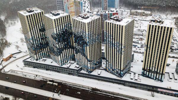 Жилой комплекс Токио в Северном Бутово