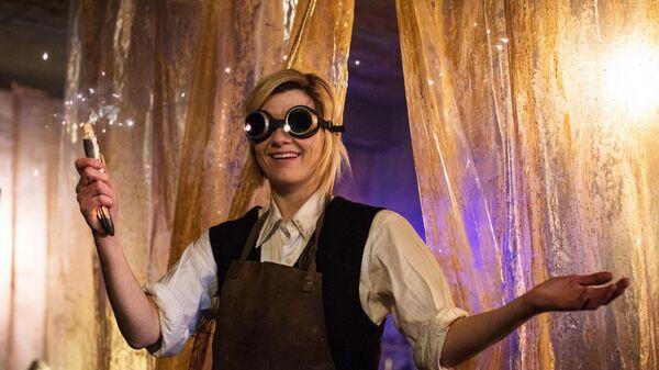 Кадр из сериала Доктор Кто