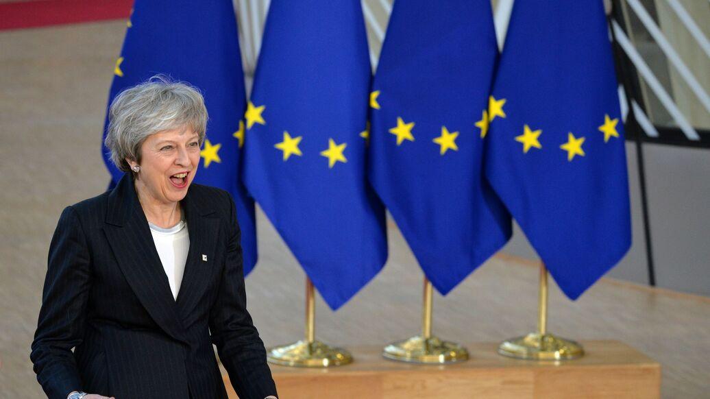 Мэй допустила выход Британии из Евросоюза без соглашения 29 марта