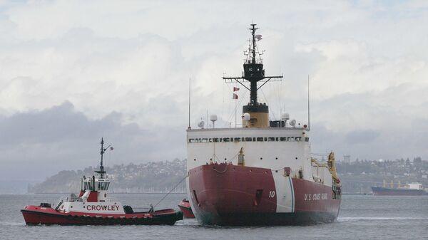 Ледокол береговой охраны США Polar Star