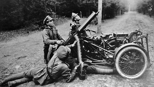 Первая мировая война. Архивное фото