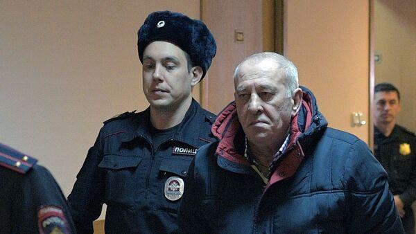 Виктор Тихонов в Дорогомиловском районном суде. 19 декабря 2018