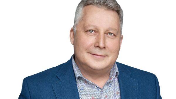 Председатель краевого парламента Валерий Раенко