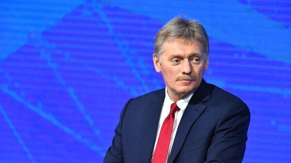 Заместитель руководителя администрации президента РФ — пресс-секретарь президента России Дмитрий Песков