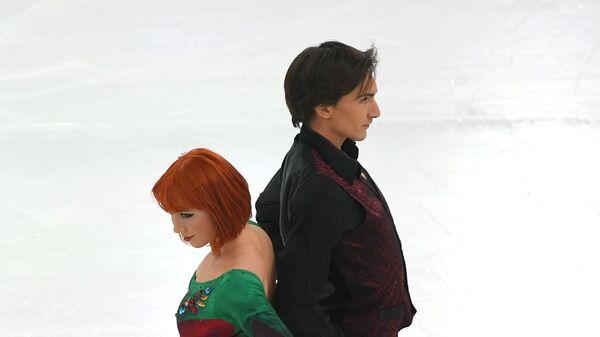 Тифани Загорски и Джонатан Гурейро
