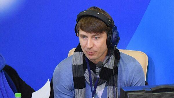 Татьяна Тарасова и бывший фигурист Алексей Ягудин