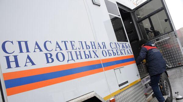 Как работает передвижной спасательный пункт на ПСС «Троицкая»
