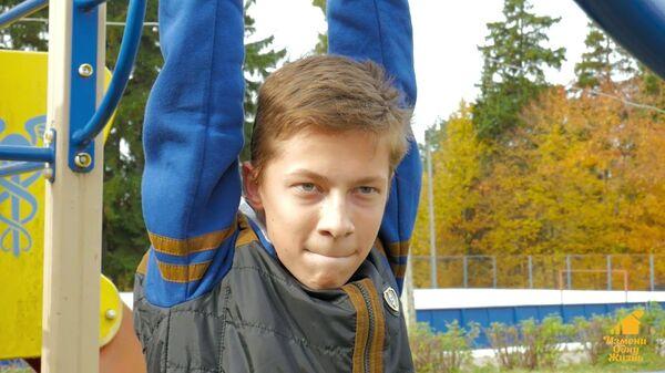 Алексей Ф., апрель 2003, Калужская область