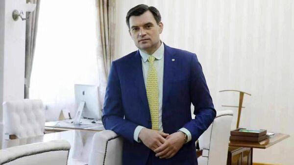 Торговый представитель РФ в КНР Сергей Инюшин
