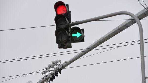 Комплекс автофиксации нарушений ПДД