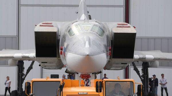 Ракетоносец-бомбардировщик Ту-22М3М