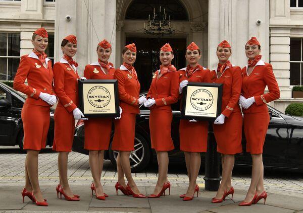Аэрофлот победил в номинации «Лучшая авиакомпания Восточной Европы» премии Skytrax World Airline Awards