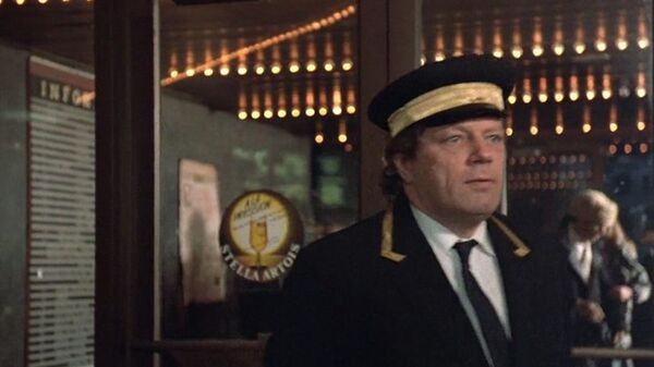 Кадр из фильма Паспорт