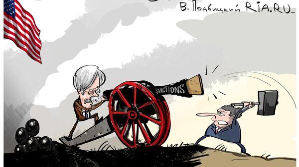 Не до санкций
