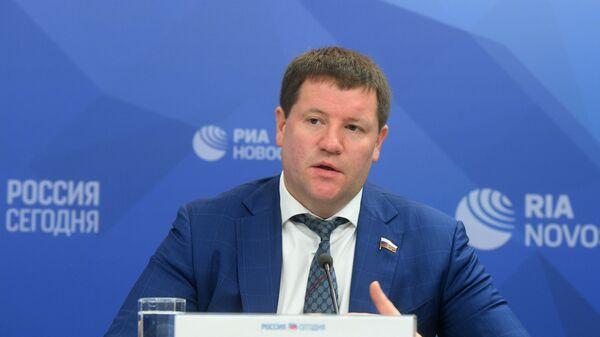 Политик Сергей Бидонько