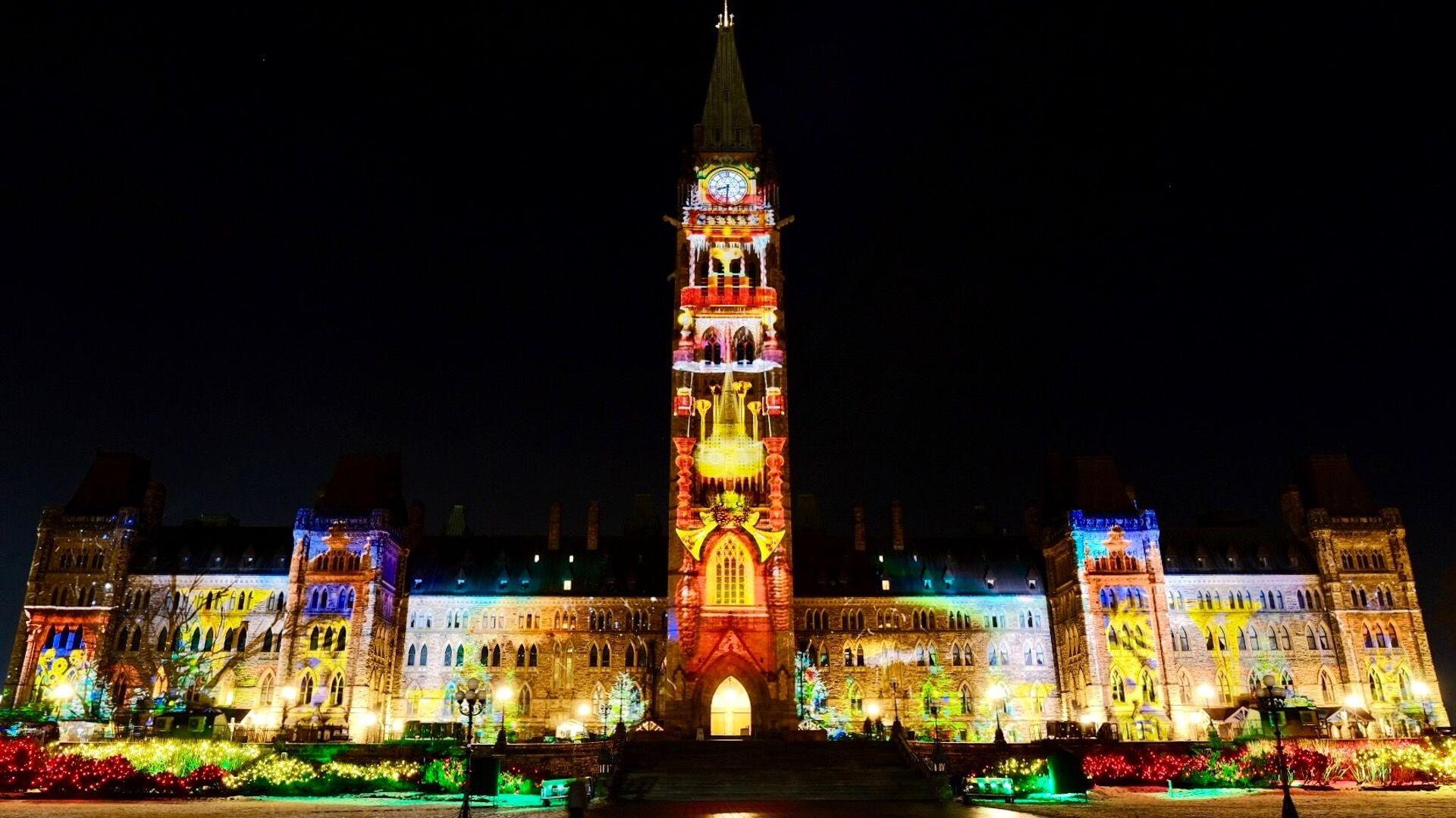 Столица Канады Оттава - РИА Новости, 1920, 08.02.2021