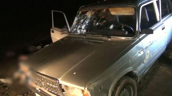 Силовики ликвидировали трех боевиков в Дагестане. Кадры с места операции