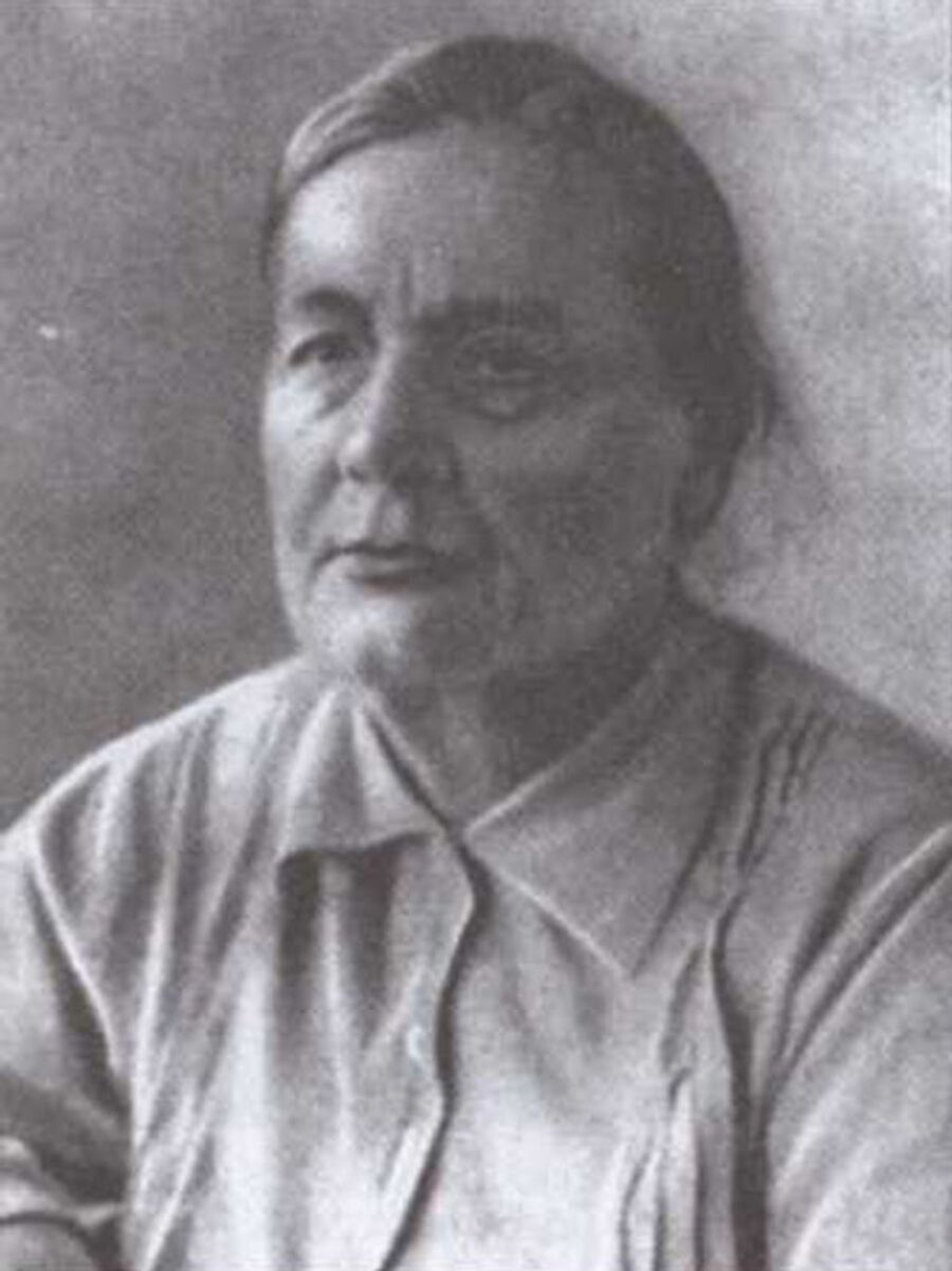 Мать Михаила Тухачевского Мавра Петровна