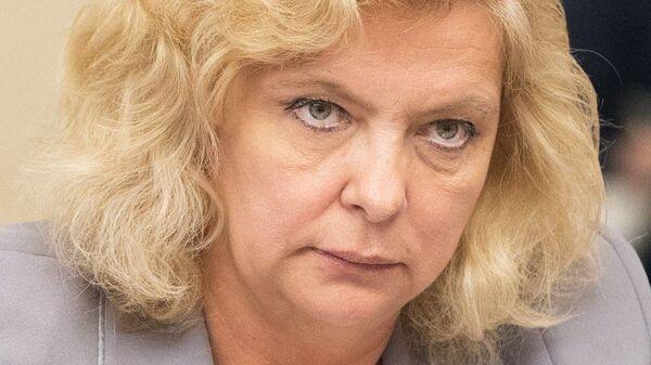 Общественный и государственный деятель Светлана Агапитова