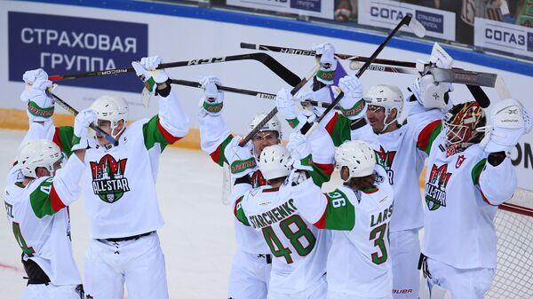 Игроки команды дивизиона Чернышева