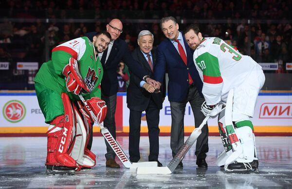 Хоккей. Матч Звезд КХЛ - 2019