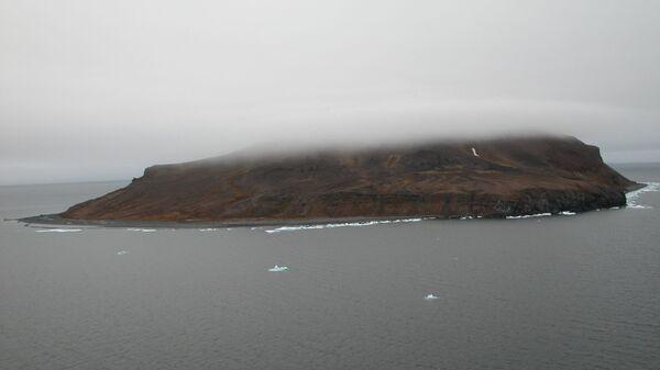 Суровые арктические острова