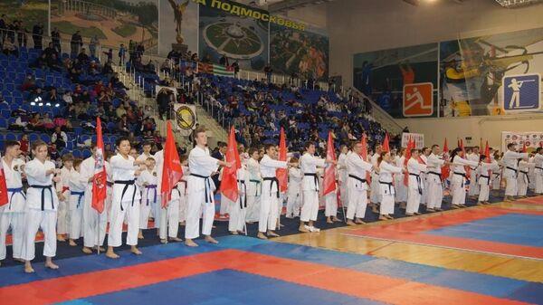 Ежегодный фестиваль боевых искусств Кубок Святителя Николая Японского