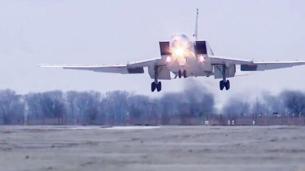 Бомбардировщик-ракетоносец Ту-22М3