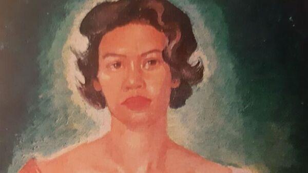 Портрет Чыачан Тхапаносот, помещенный на обложку траурной книги