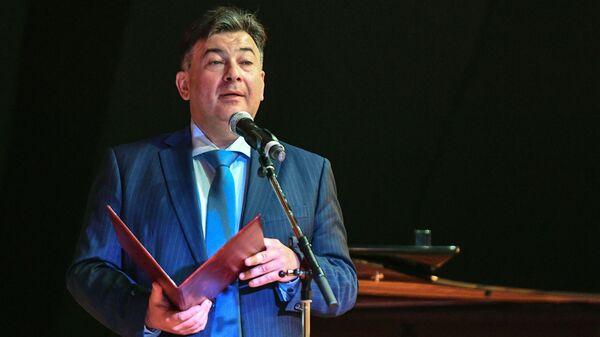 Генеральный директор Всероссийского музейного объединения музыкальной культуры имени М.И. Глинки Михаил Брызгалов