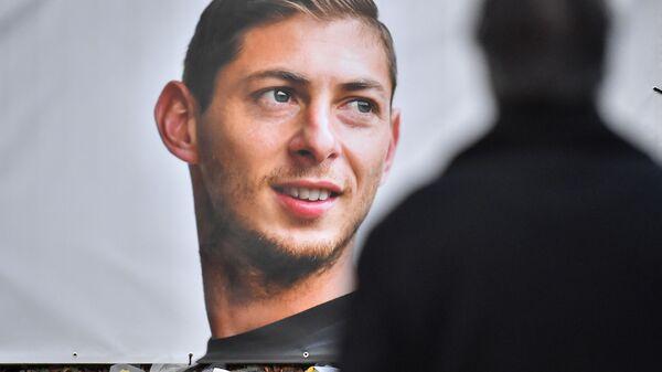 В деле о гибели футболиста Салы появился задержанный
