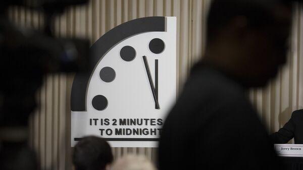 Часы Судного дня. 24 января 2019 года