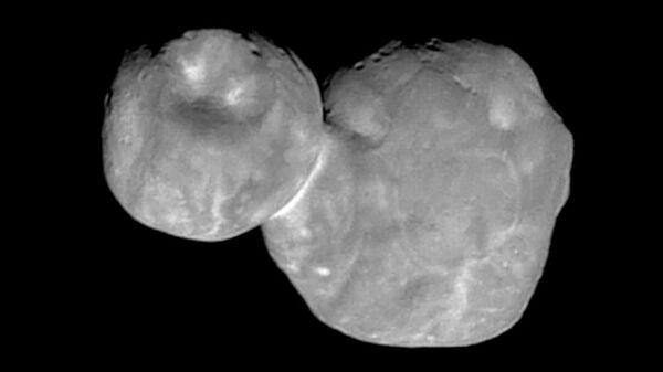 Самая детальная фотография Ультимы Туле, полученная New Horizons