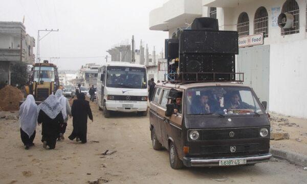 Российские дипломаты помогли десяткам россиян выехать из сектора Газа