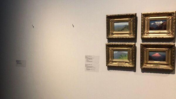Похищение картины Куинджи из Третьяковской галереи
