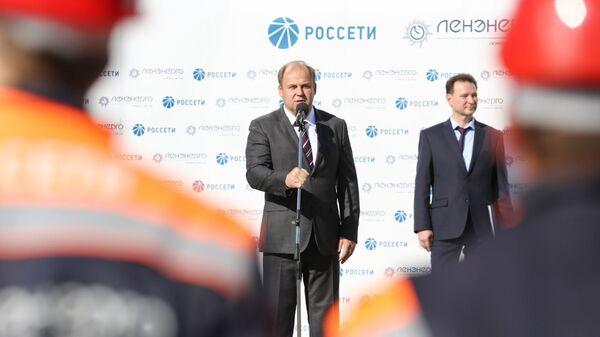 Заместитель председателя правительства Ленинградской области по жилищно-коммунальному хозяйству и энергетике Олег Коваль