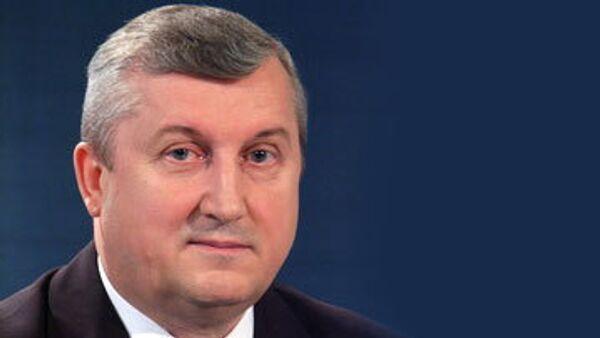 Полномочный представитель президента России в Уральском федеральном округе Петр Латышев
