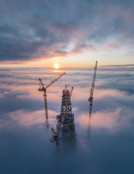Работа финалиста конкурса фотографии 2018 Art of Building Photographer of the Year